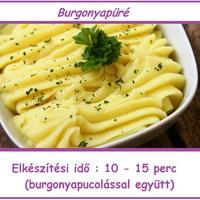 PRESSURE COOKER - Burgonyapüré