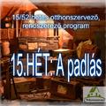 #15.HÉT: TÁROLÓHELYSÉGEK - A padlás