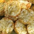 Karfiol-muffin fritőzben