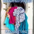 #9.HÉT - MOSÁS - A mosás helyszíne