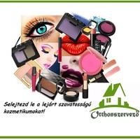 Lejárt szavatosságú kozmetikumok? Ki vele!