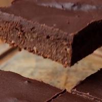 Brownie édesburgonyából
