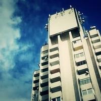 Budapest legmagasabb lakóházának, legfelső emeletén jártunk!