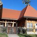 Szép kis házak az Őrség központjában