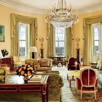 Így néz ki Michelle Obama titkos lakása