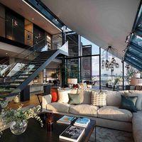 Három pazar penthouse Budapestről