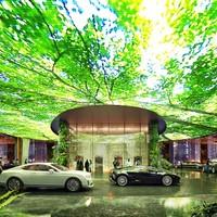 Itt az újabb őrület Dubaiban: esőerdő a luxushotelben