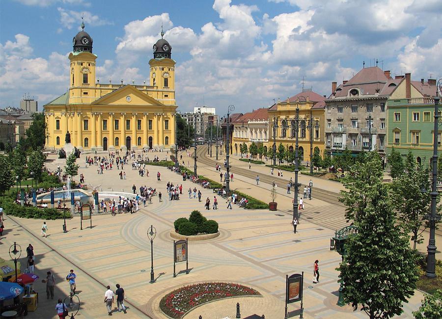 Debrecen közelebb van Londonhoz, mint gondolnád