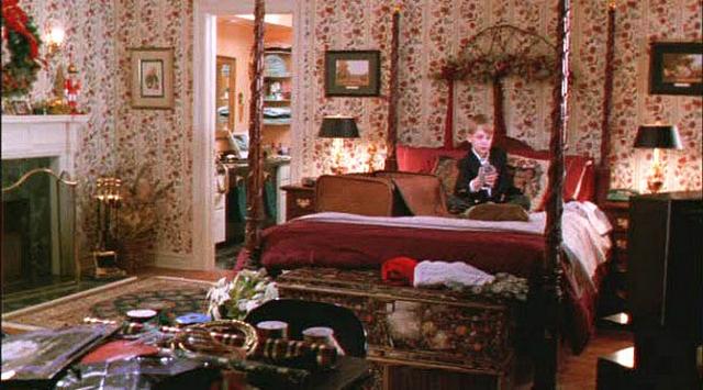 Milyen otthonokban játszódhatnának kedvenc karácsonyi filmjeink?