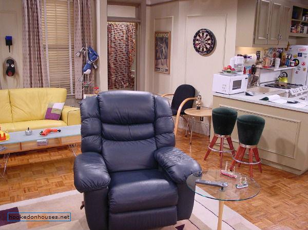 Költözz be Joey Tribiani lakásába!