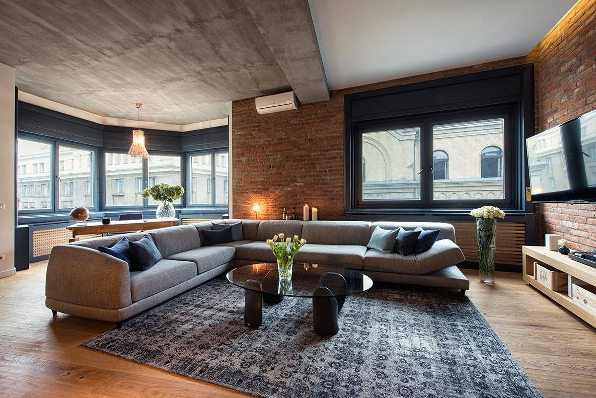 Elképesztő! Ez a lakás nem New Yorkban van, hanem Budapesten!