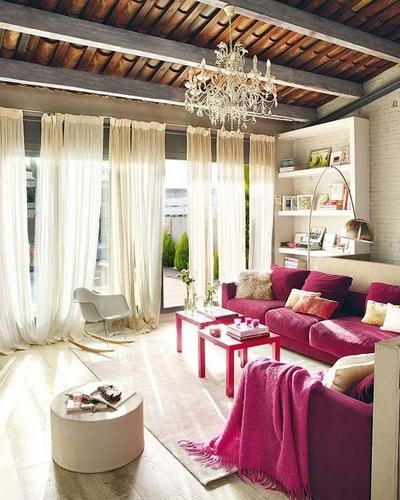 A loft is lehet otthonos!