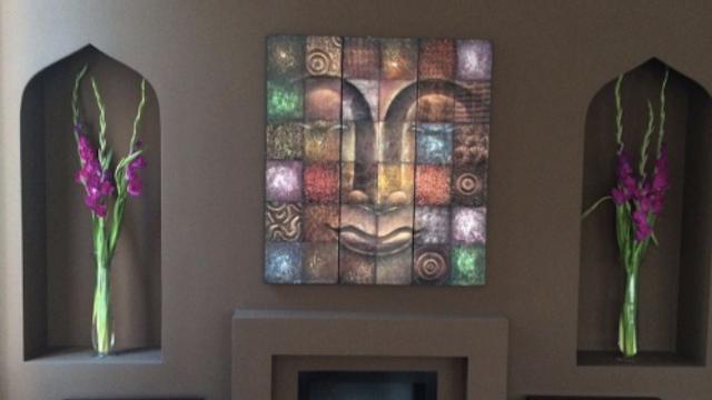 Drágának tűnő, de olcsó DIY fali dekor tippek