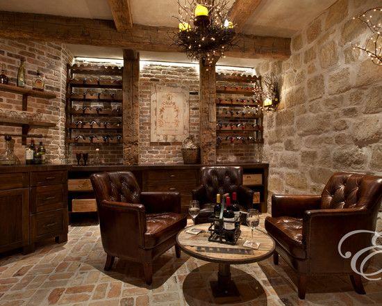 Csodás házak saját borospincével