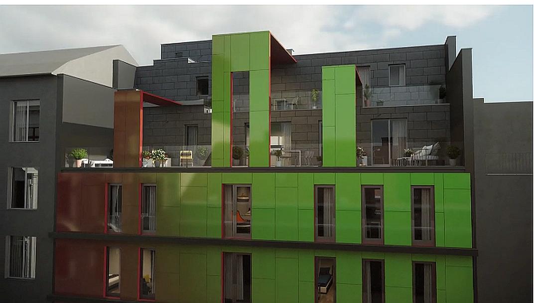 Dupla bérleti díjat hozhat a kétszobás lakás