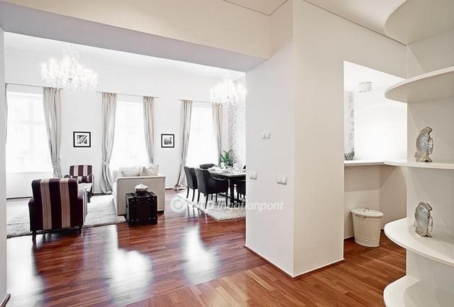 Belvárosi ármustra - Mennyibe kerül egy lakás az V. kerületben?