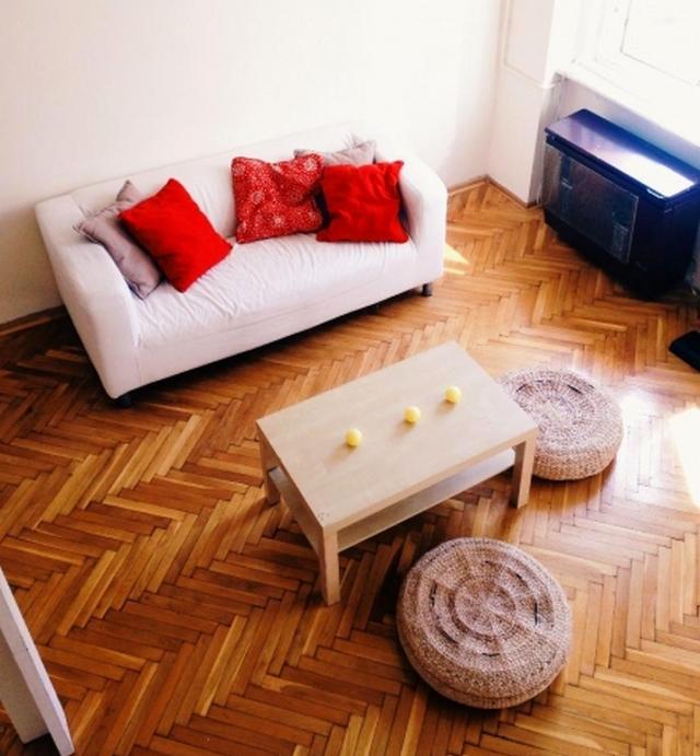 Bájos lakás bájos lakóra vár