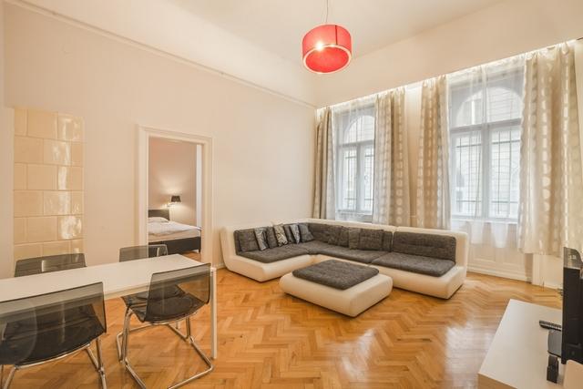 Modern otthon a Főváros forgatagában