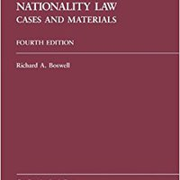 ^TOP^ Immigration And Nationality Law (Carolina Academic Press Law Casebook). satiriza Thursday parte organico website