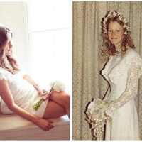 Nézd meg az anyját, vedd el a lányát - ugyanabban a ruhában!