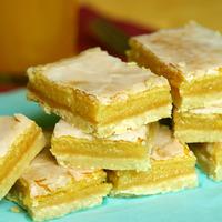 A tökéletes citromos süti nyárra: Sunburst Lemon Bars