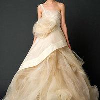 Vera Wang 2011-es őszi menyasszonyiruha kollekciója