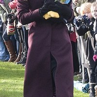 Love/Hate? Kate Middleton karácsonyi öltözéke