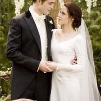 Bella Swan esküvői ruhája