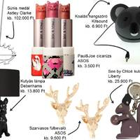 Karácsonyi ajándékötletek cukiságmániásoknak