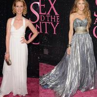 Szex és New York filmpremier: A ruhák