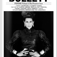 Love or Hate? Cindy Crawford a Bullett magazinban
