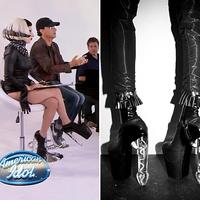 Mi a véleményetek Lady Gaga dildócipőjéről?