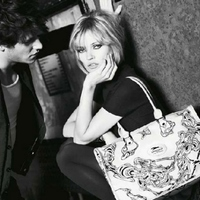 OurAd - Kate Moss a Longchamp arca
