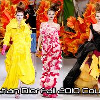 Dior Haute Couture - a napi vizuális orgazmus