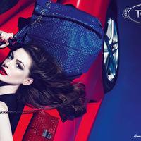 Anne Hathaway a Tod's kampányban