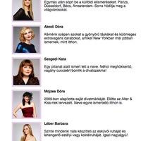 Szerinted ki legyen az év divattervezője?