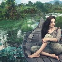 Rövidhír: Angelina Jolie első képe a Louis Vuitton számára