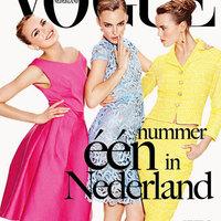 Tádádádátádáááááá: megjelent az első holland Vogue
