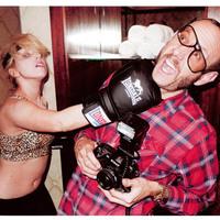 Az első képek a Lady Gaga x Terry Richardson könyvből