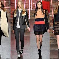 Pillantás a New York Fashion Weekre: DKNY