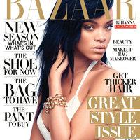 Rihanna majdnem természetesen pózol
