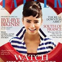 Phil Collins lánya, Lily tökéletes Audrey Hepburn