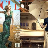Képriport: Nicole Kidman a Vogue-ban
