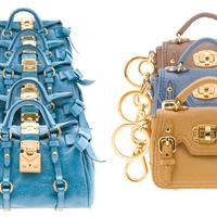 Hétvégi kedvenc: Mini táskák a Miu Miu-tól