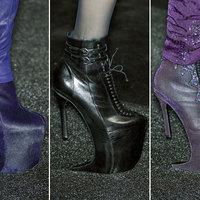 A Nina Ricci őszi-téli cipőkollekciója