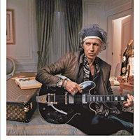 OurAd - Keith Richards és Louis Vuitton