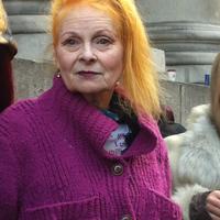 Vivienne Westwood London Fashion Week - munkálatok a háttérben