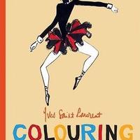 A legolcsóbb luxusajándék a kis márkafüggőknek: Yves Saint Laurent kifestőkönyv