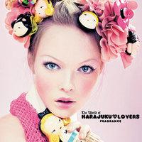 Megjelenés előtt: Gwen Stefani Harajuku Lovers parfümök