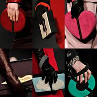 Felhős, órás, dominós és egyéb táskák Diane Von Furstenbergtől